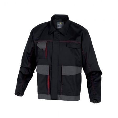 เสื้อแจ็คเก็ตDMACHVES DELTA สีดำ-แดง S