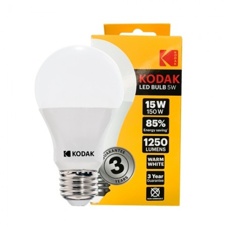 หลอดไฟ LED BULB 15W WW 30420656 KODAK