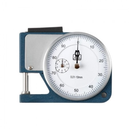 เกจ์วัดความหนา ก้านลึก 10มม MW455-15 MOORE & WRIGHT