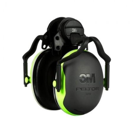 ครอบหูลดเสียง 3M PELTOR™ X4P5E ชนิดติดหมวก ค่าการลดเสียง 25 เดซิเบล