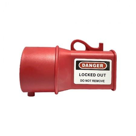 ตัวล็อคปลั๊กพาวเวอร์เมีย 50mm D45-3 Safety Check