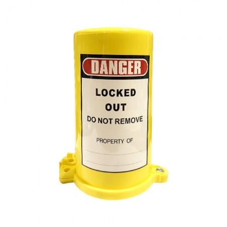 อุปกรณ์ล็อคหัวถังแก๊ส Q31 Safety Check