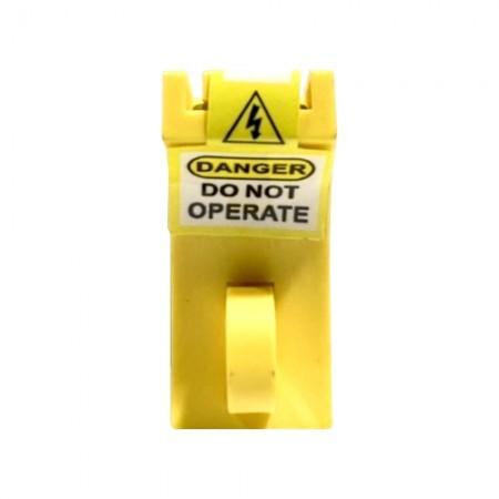 อุปกรณ์ล็อคเซอร์กิตเบรคเกอร์เล็ก D27 Safety Check