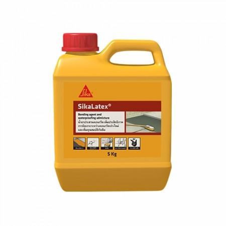 ซิก้า น้ำยาผสมปูนทราย สำหรับประสานคอนกรีต 5 ลิตร