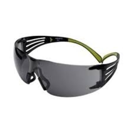 แว่นตานิรภัยเทา ปรับได้ SF402AF 3M (NEW)